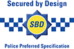 Secured By Desgn Trackers Police Approved Tracking System Logo